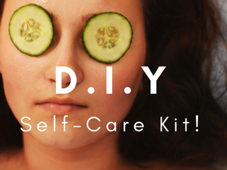 Things to put in your self care kit
