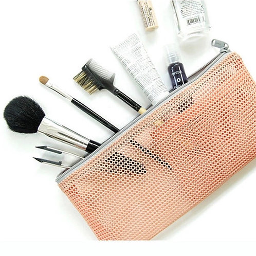 Tiny Travel Makeup Pouch