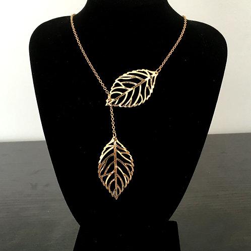 HiLo Leaf Design Chain