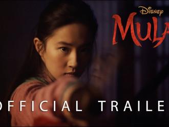 #TrailerTuesday Mulan 2020 Final Trailer 2020