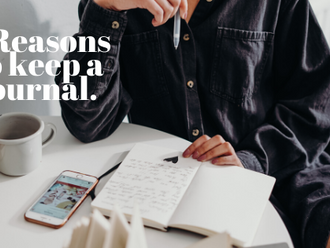 Five Reasons To Keep A Journal