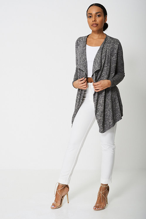 Waterfall Front Cardigan
