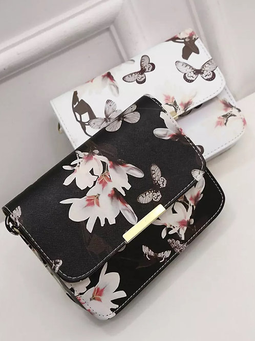 Pretty Butterfly Shoulder Bag
