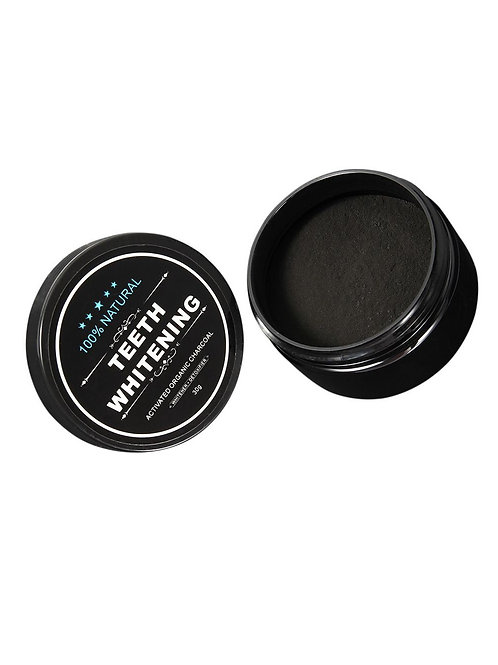 Charcoal Teeth Whitening Powder 30g