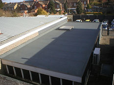 New Industrial Roof