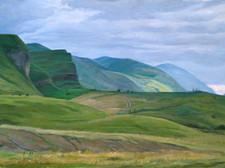Expanse. Caucasus