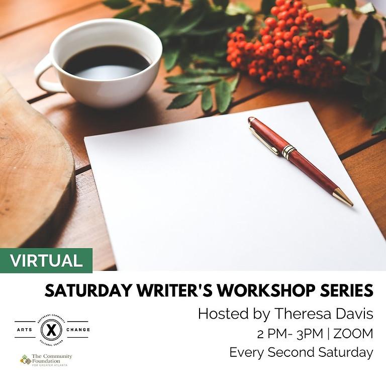 Saturday Writer's Workshop Series - 11/13/21 (1)
