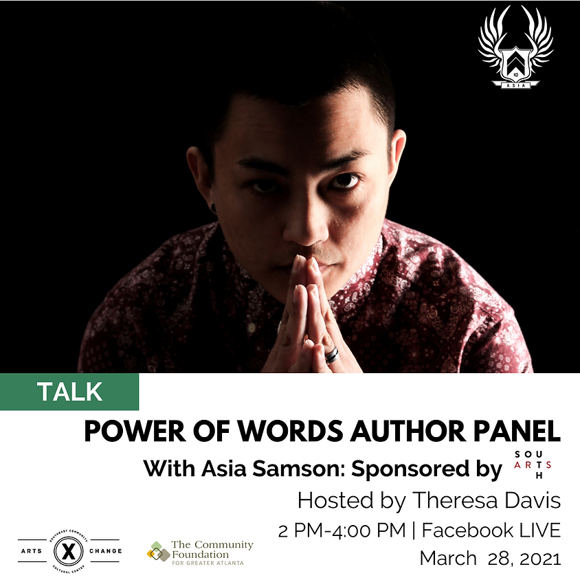 The Power of Words Author Panel