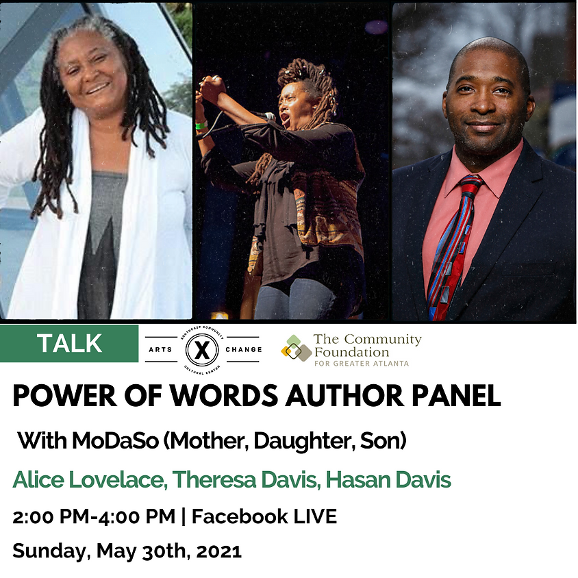 Power of Words Author Panel