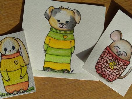 Kindness kaartjes - gratis printable