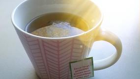 Gewetensvraag bij de thee...