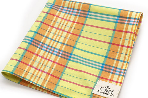 Yellow Madras 10""