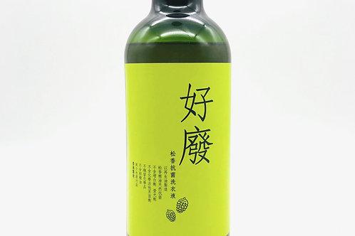 3 Bottles Good Wastes Anti-Bacteria Laundry Detergent