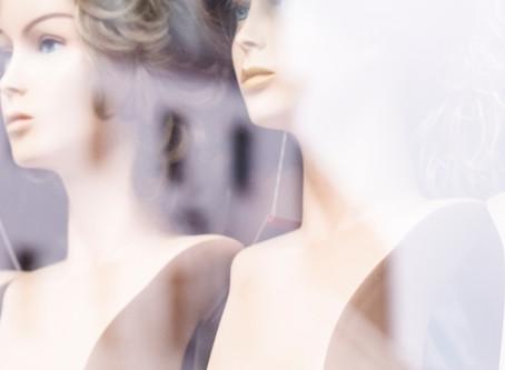 Over etalage-angst, zichtbaar ondernemen en jezelf zijn