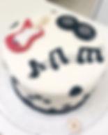 Muito amor por esse bolo que entregamos