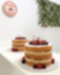 Nakeds de Frutas Vermelhas ♥️_Detalhe pa