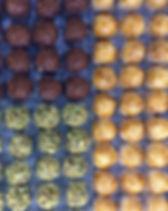 Brigadeiro de Nutella, Pistache e Brulée
