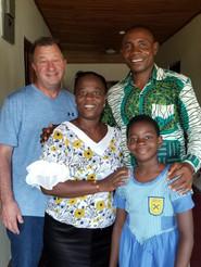 Reverend Jones & Family