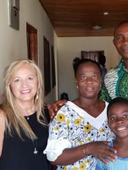 Rev. Jones Family