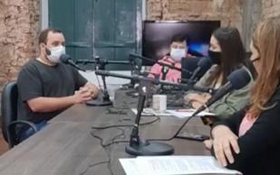 ASSISTA: entrevista da ONG Salvadores ao jornal O FATO Taquari/RS