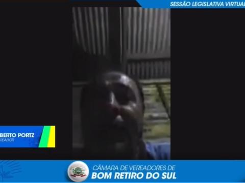 NOTA DE ESCLARECIMENTO ao Vereador de Bom Retiro do Sul, Silvio Roberto Portz