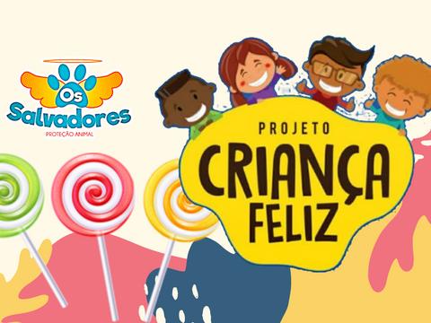 ONG SALVADORES apoia companha de arrecadação de doces e brinquedos para crianças carentes