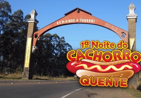 ONG de Taquari promove 1ª noite do cachorro-quente