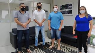 Prefeito anuncia convênio com clínica  para castração de 20 animais por mês
