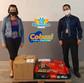 ONG SALVADORES recebe doações de evento da Rede de Lojas Cobasi