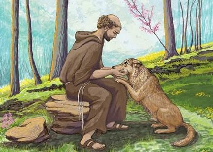 Conheça a história de São Francisco de Assis, o protetor dos Animais
