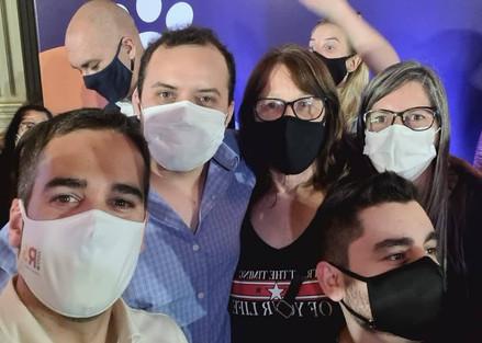 ONG SALVADORES participa do Lançamento do Programa de castrações do Governo Estadual RS