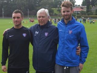 South Hobart sign Scottish defender