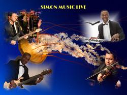 Simon Music Live