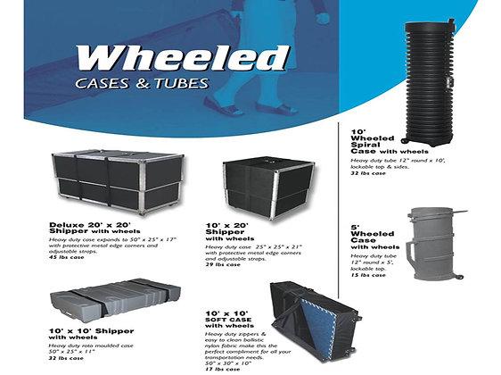 Wheeled Cases & Tubes