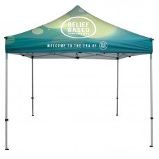 10' Deluxe Canopy and Frame - Dye Sub