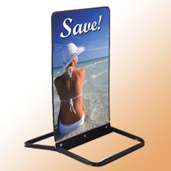 Steel Frame for Poster Sign