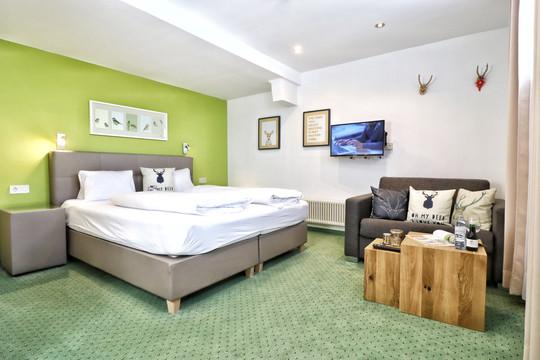 Standard Zimmer Pension Seelos