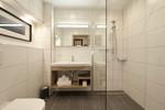 neue Badezimmer Pension Seelos
