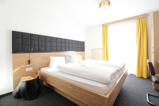 Pension Seelos Mieming Doppelzimmer