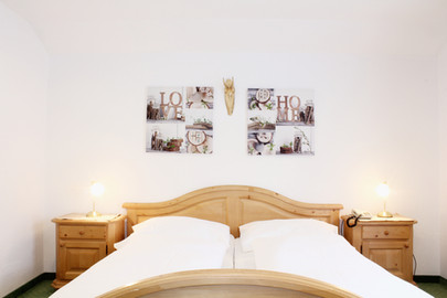 Doppelzimmer Mieming Pension Seelos