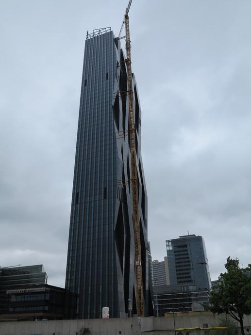 DC Towers у Відні – Австрія