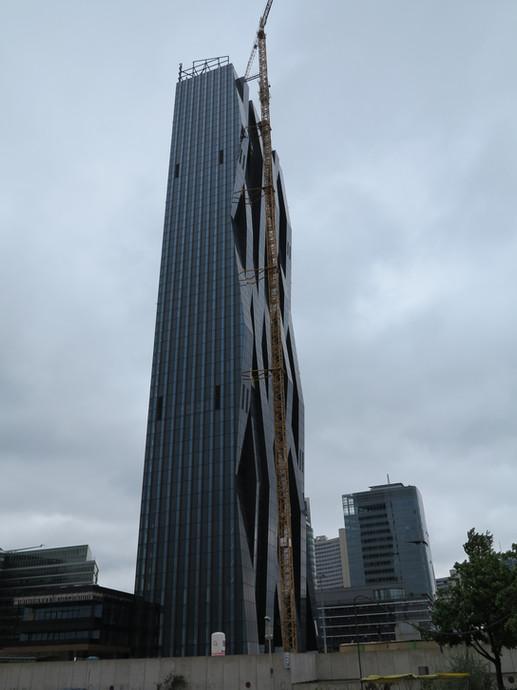DC Towers w Wiedniu – Austria