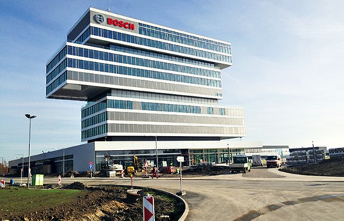 Bosch – Реннінген, Німеччина