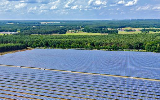 Photovoltaik-Farm 56MWp Ahlhorn