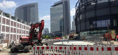 Skyline Plaza - Frankfurt