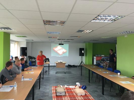 Szkolenie udzielania pierwszej pomocy