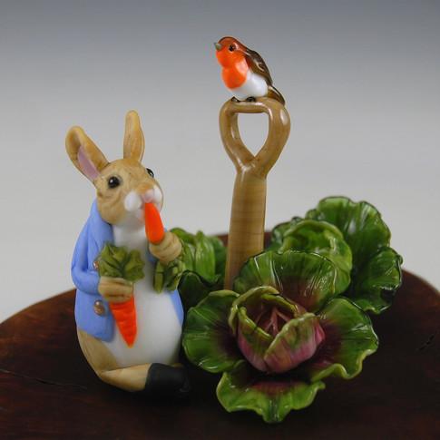 Peter Rabbit in Mr. McGregor's Garden