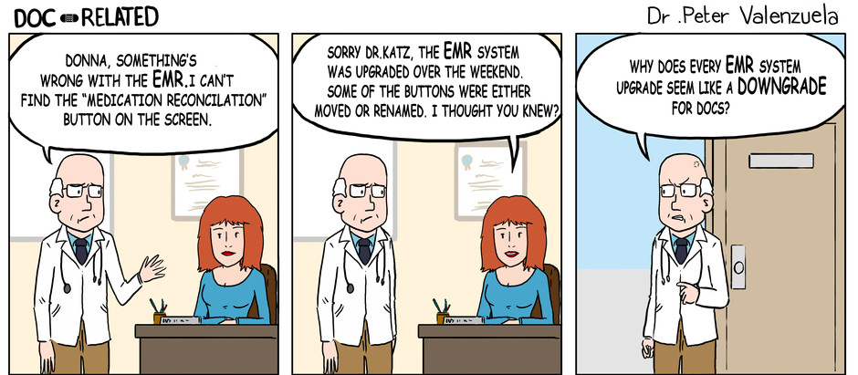 EMR Upgrades