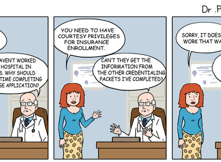 Credentialing Hassles
