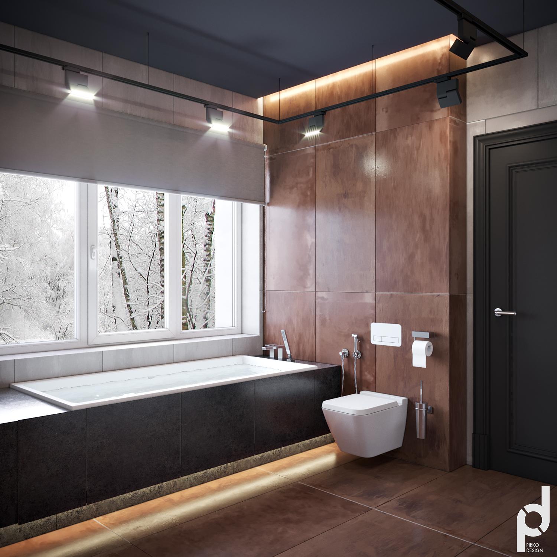 Мужская ванная (1)